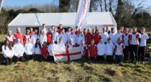 Interland 2015 England Team